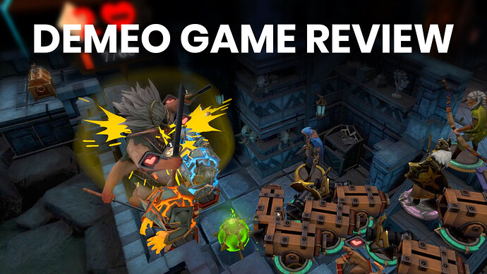 Demeo Game Review