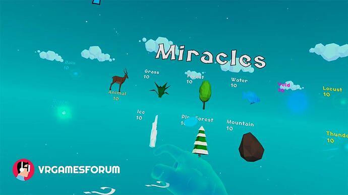 Deisim Miracles