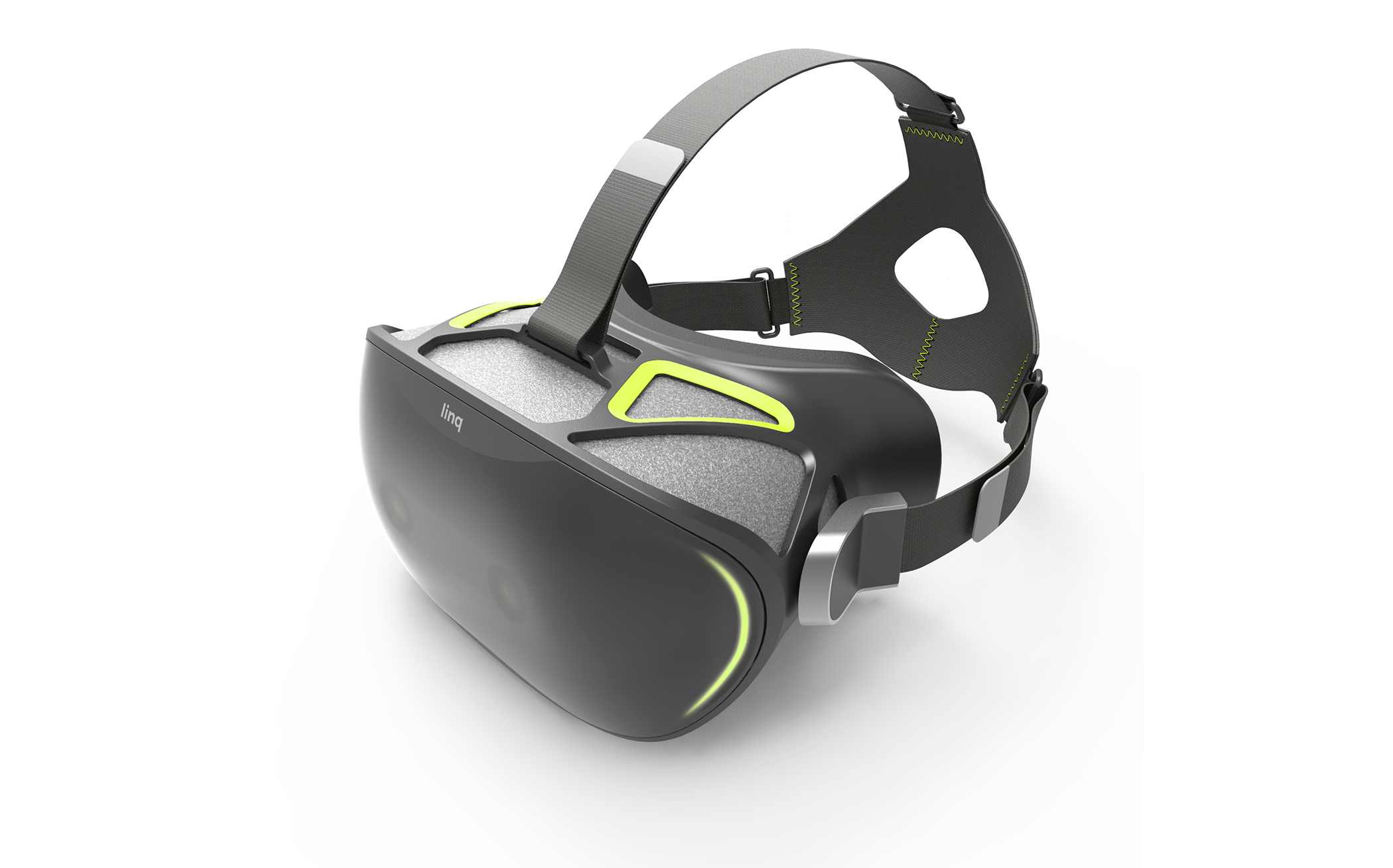 Linq mixed reality headset